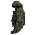 Куртка летная с капюшоном демисезонная, фото 3