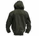 Куртка летная с капюшоном демисезонная, фото 4