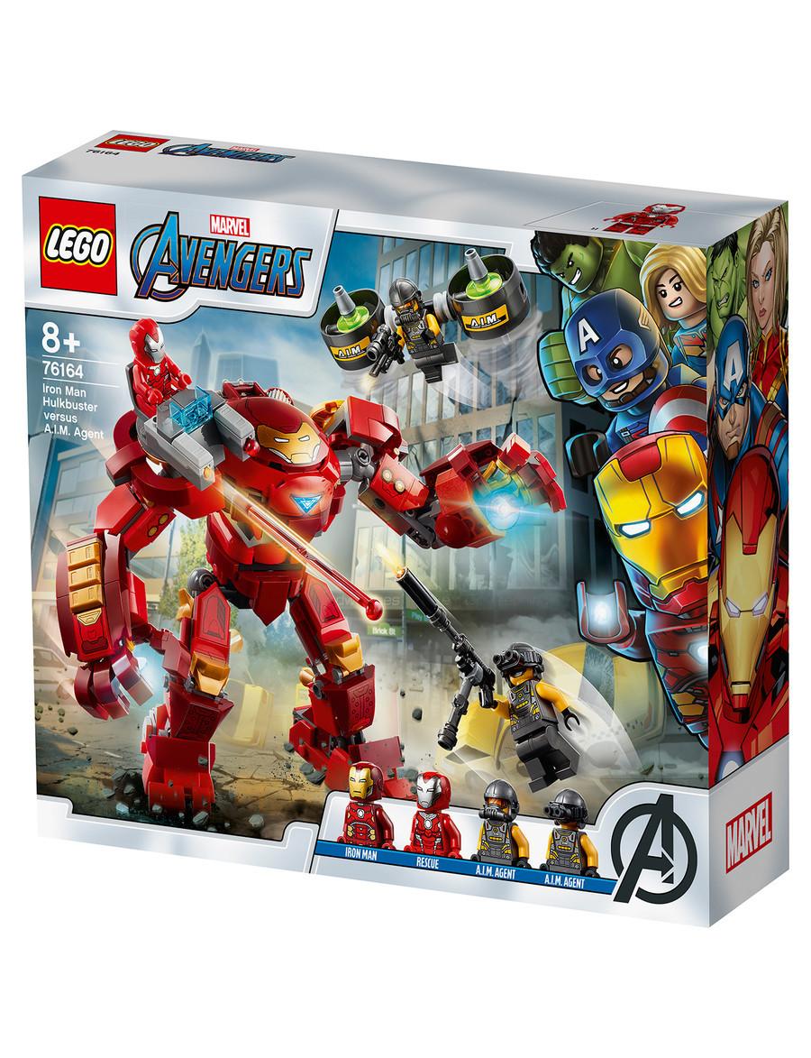 Конструктор Lego Super Heroes Халкбастер против агента А.И.М.,