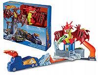 Hot Wheels: Игровой набор Удар дракона