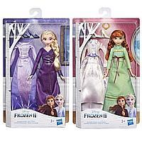 Disney Frozen: Холодное Сердце-2 кукла + 1 наряд, в асс., фото 1