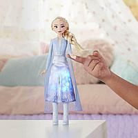 Disney Frozen: Холодное сердце-2: Кукла в сверкающем платье, фото 1