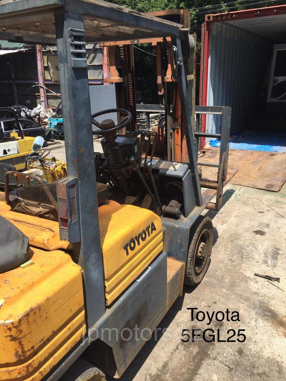 Погрузчик Toyota 5FGL 25