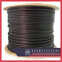 Кабель волоконно-оптичекийОКНГ(А)-HF-Т24-С24-1,0 (ВА) усиленный стеклонитями в оболочке 24 отдельных волокон - каждое волокно в плотном буферном