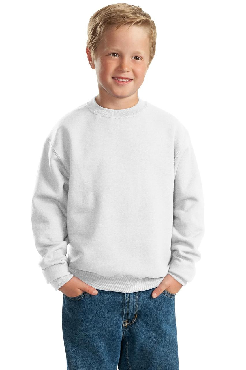 """Свитшот для сублимации """"Fashion kid"""" САНДВИЧ БРАШ ПРЕМИУМ ПЛЮС, размер 30(116)"""