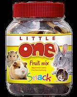 Кормовая добавка для грызунов фруктовый микс,Fruit mix Little One - 200 гр