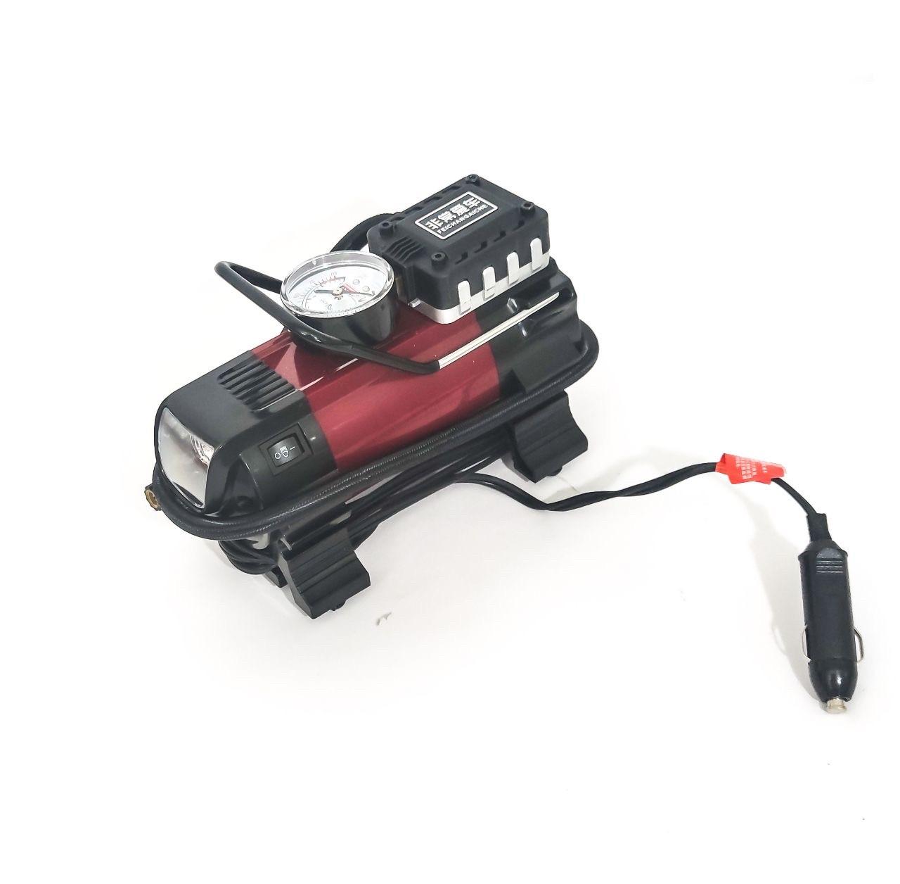 Автомобильный компрессор 12V 6.5BAR 30L / MIN 140W