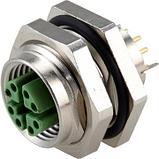 EPIC® DATA FT IE Штекеры для промышленного Ethernet для монтажа через стенку, фото 3