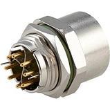 EPIC® DATA FT IE Штекеры для промышленного Ethernet для монтажа через стенку, фото 2