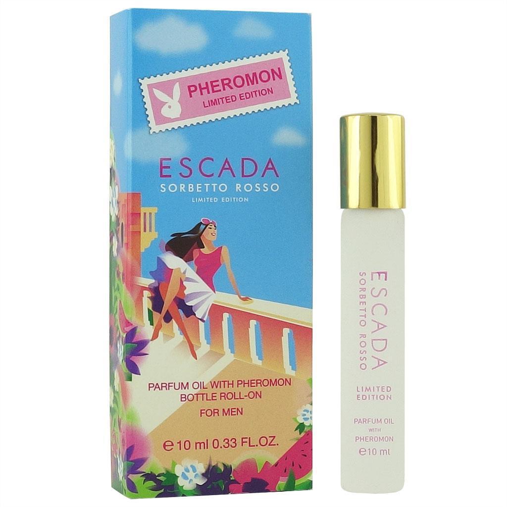 Духи с феромонами Escada Sorbetto Rosso Limited Edition, 10 ml.