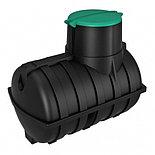 Емкость подземная U 3000 oil черный, фото 2