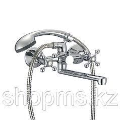 Смеситель Milardo Duplex DUPSB02M02 Ванна