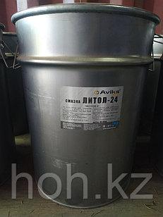 Смазка Литол 24 ГОСТ 21150-87 ведро 40кг
