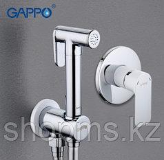Гигиенический душ со смесителем Gappo G7248