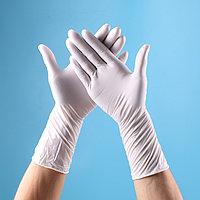 Перчатки латексные хирургические стерильный