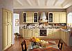 Кухни с крашеными фасадами из МДФ, фото 8