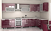 Кухни с фасадами из акрила., фото 7