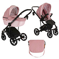 Детская коляска 2 в 1 Pituso Confort Plus 2020 гелевые колеса (16), фото 1