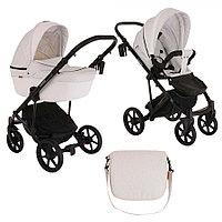 Детская коляска 2 в 1 Pituso Confort Plus 2020 гелевые колеса (20), фото 1