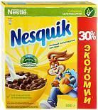 NESQUIK Готовый шоколадный завтрак, обогащенный витаминами и минеральными веществами 500 гр