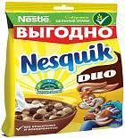 Завтрак готовый Nesquik Duo шарики 500 гр