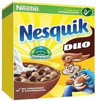 Завтрак готовый Nesquik Duo шарики 375 гр