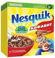 Завтрак готовый Nesquik алфавит 375 гр