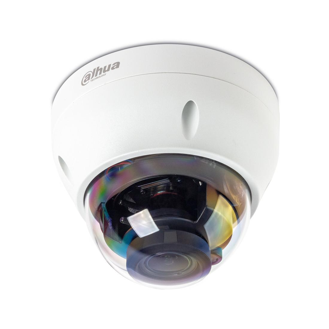 Dahua DH-HAC-HDPW1410RP-VF-2712 Купольная Аналоговая видеокамера, 4.0 МП, Функция день/ночь