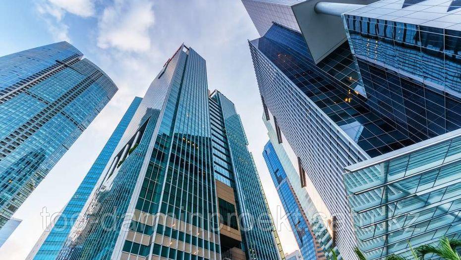 Проектирование бизнес-центров .