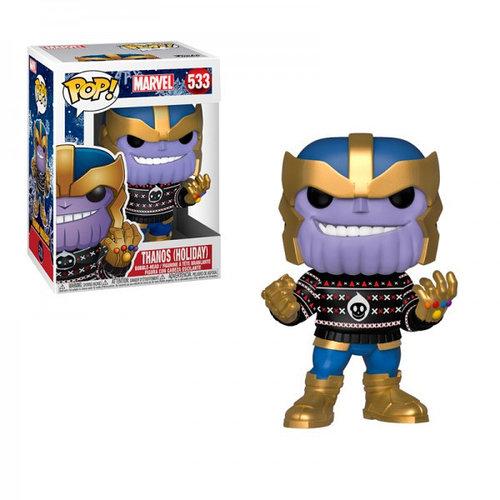 Funko Pop Thanos (Holiday) - 533