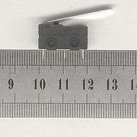 Концевой выключатель 20х10х6мм планка 3 вывода, фото 1