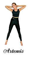 Топик для похудения Artemis, размер S, черный