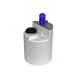 Емкость дозировочная 60 с турбинной мешалкой