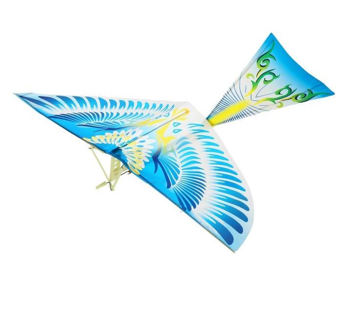 Воздушный змей Летающая птица, Размах
