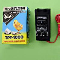 Терморегулятор ТРТ-1000 для инкубатора высокоточный бесконтактный