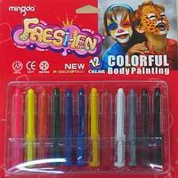 Карандаши для лица Colorful Body Painting