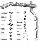 Труба водосточная Docke Lux, фото 4