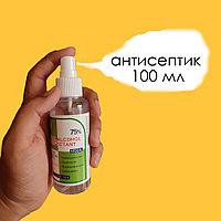 Антисептик для рук, 100 мл.