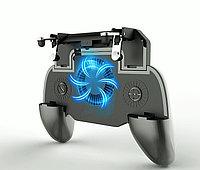 Джойстик-триггер для смартфона игровой SR (2000 mAh) с кулером