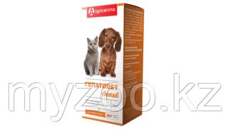 Гепатовет Актив для собак и кошек, фл. 100 мл