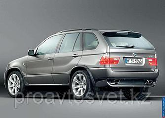 Переходные рамки для BMW X5 2008-2013 AFS c Bosch на HELLA 3/3R