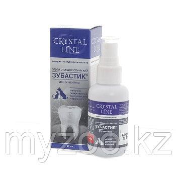 ЗУБАСТИК Crystal Line Спрей стоматологический (30 мл)
