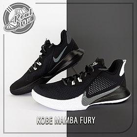 Баскетбольные кроссовки Kobe Mamba Fury (Focus) (оригинал)