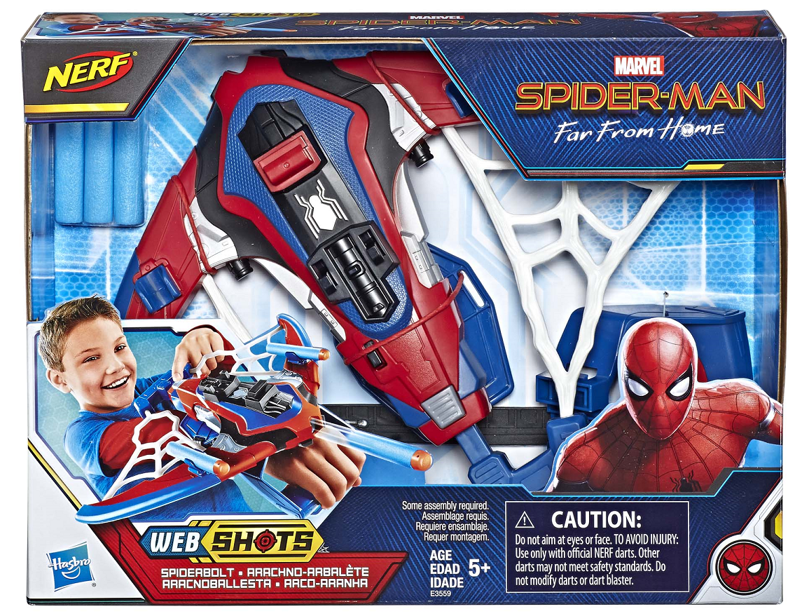 Бластер Hasbro Spiderman (E3559) Hasbro