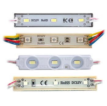 Стандартные светодиодные модули