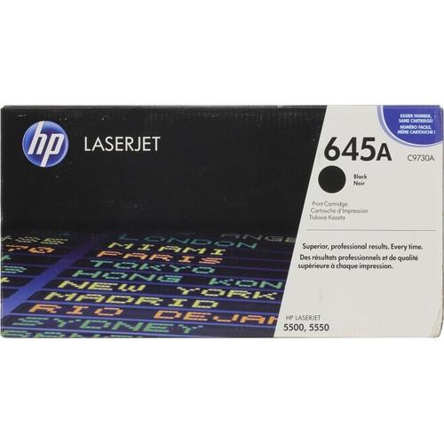 Лазерный картридж HP C9730A (Black, 13000 стр)