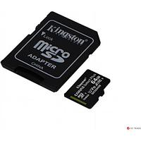 Карта памяти Kingston 64GB micro SDHC Canvas Select Plus 100R A1 C10 Three Pack + Single ADP, SDCS2/64GB-3P1A