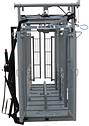 Гидравлический станок для фиксации мясного КРС PEARSON, фото 3