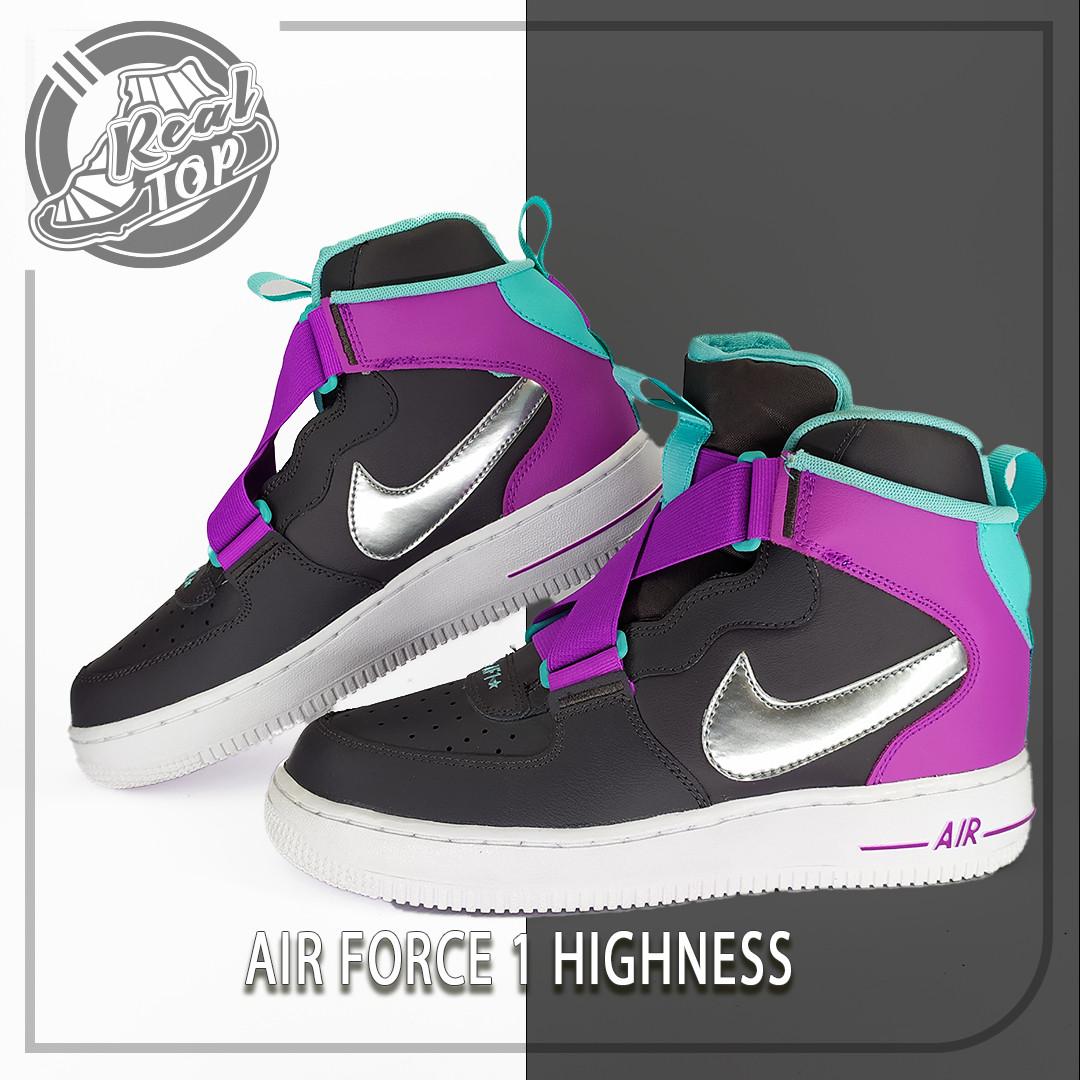 Кроссовки Nike Air Force 1 Highness (оригинал)