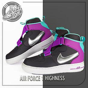 Кроссовки Nike Air Force 1 Highness (оригинал), фото 2